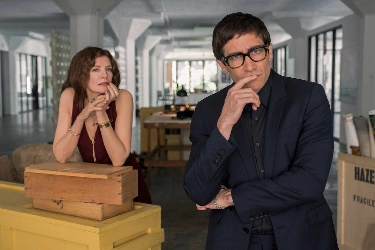 Jake Gyllenhaal in new Netflix movie Velvet Buzzsaw (Netflix)
