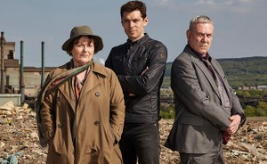 Vera - what time is it on TV? Episode 1 Series 9 cast list