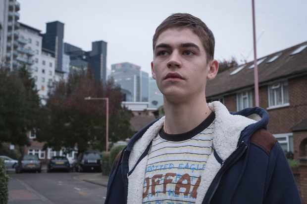 Hero Fiennes Tiffin, Cleaning Up (ITV)