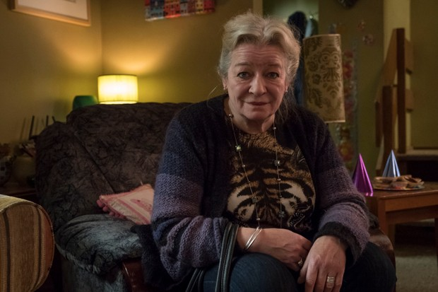 Clare Higgins, Cleaning Up (ITV)