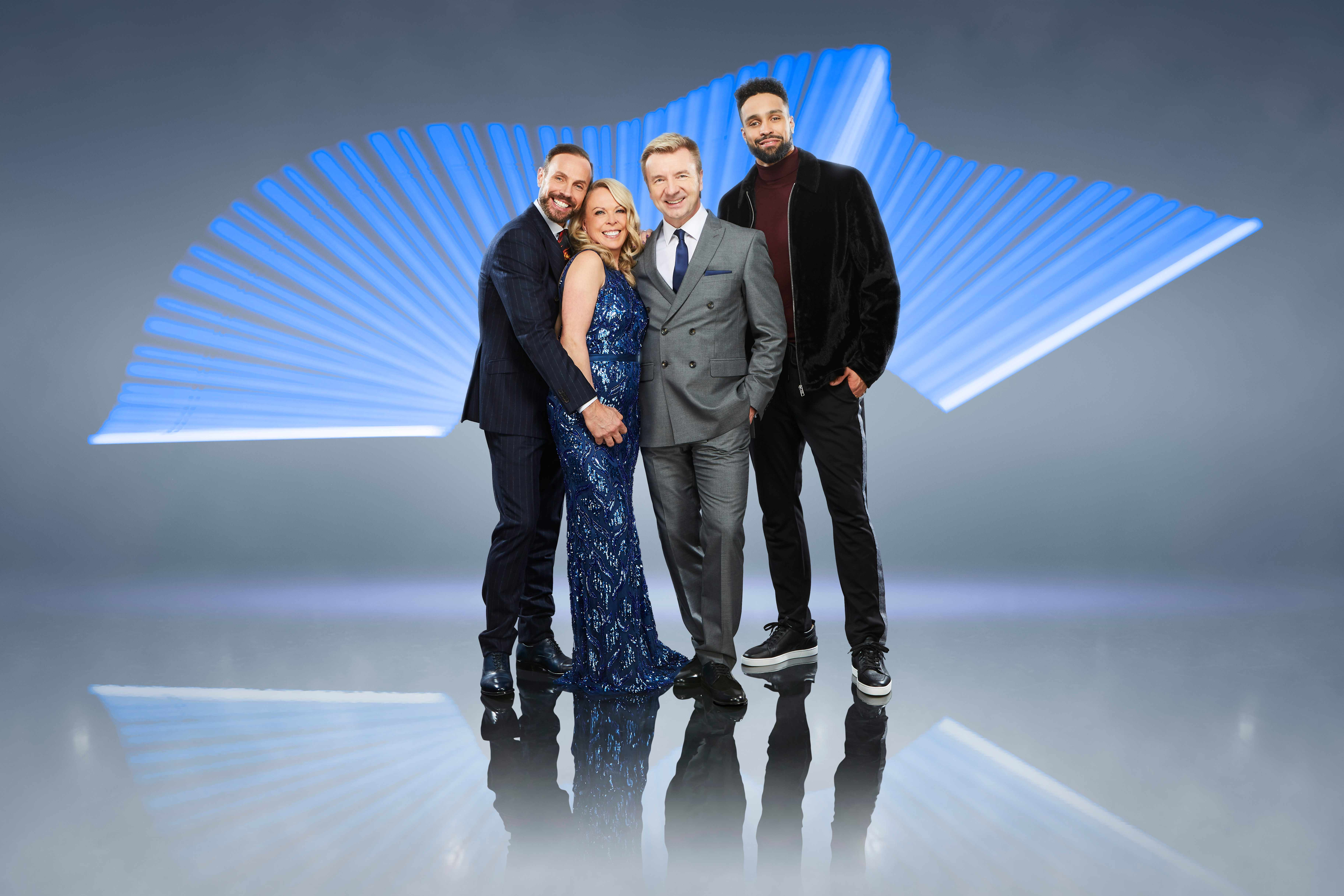 Dancing on Ice judges, ITV