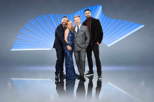 Dancing on Ice judges, ITV