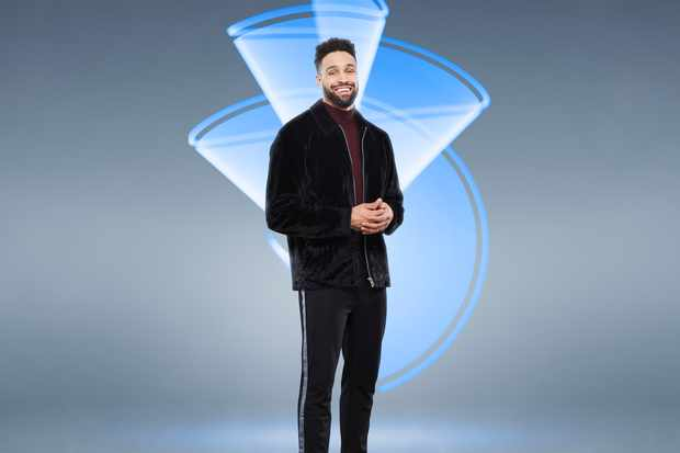 Ashley Banjo, Dancing on Ice (ITV)