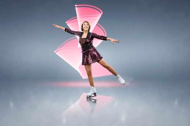 Didi Conn, Dancing on Ice (ITV)