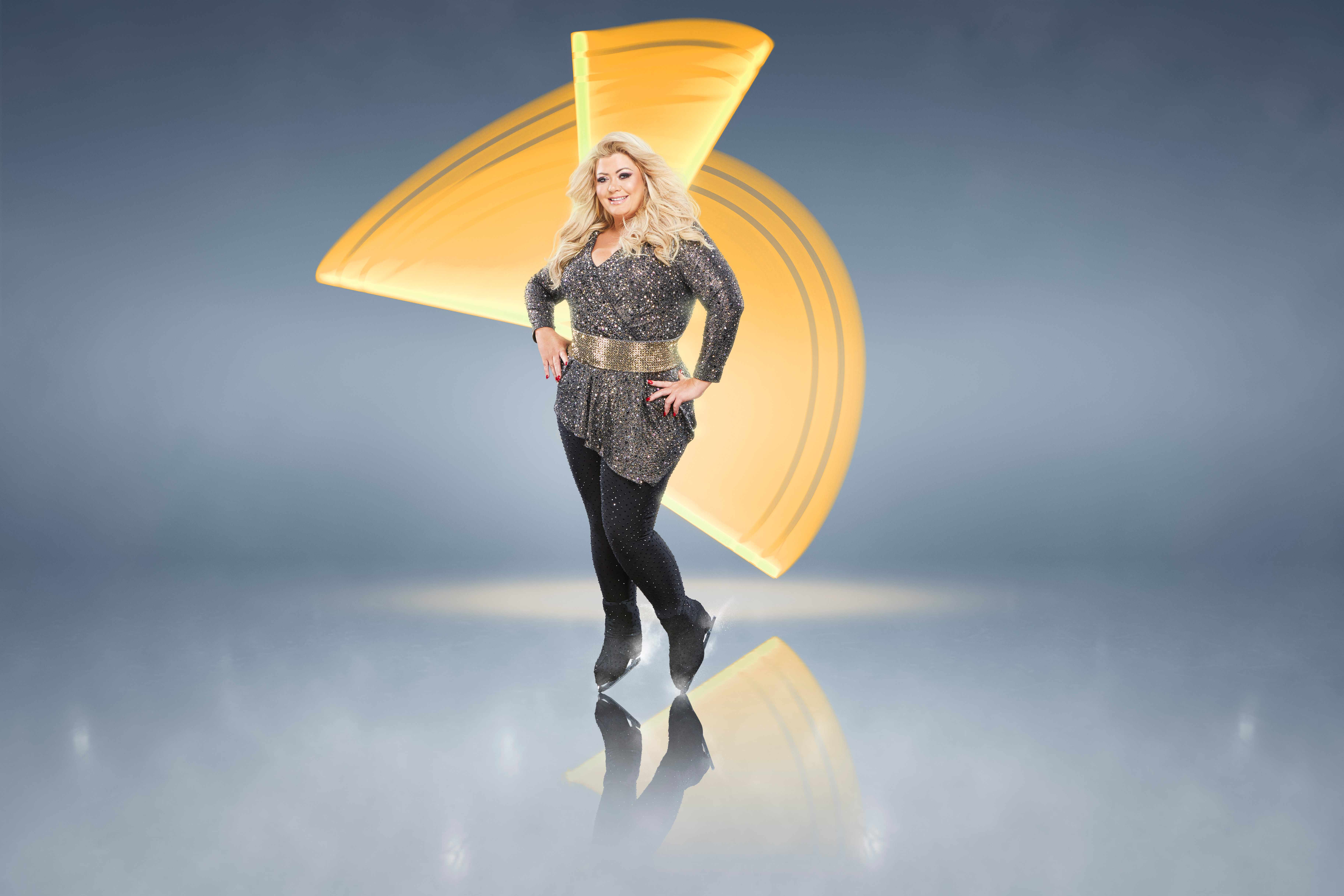 Gemma Collins, Dancing on Ice (ITV)