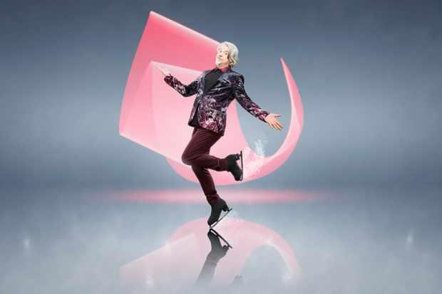 Mark Little, Dancing on Ice (ITV)