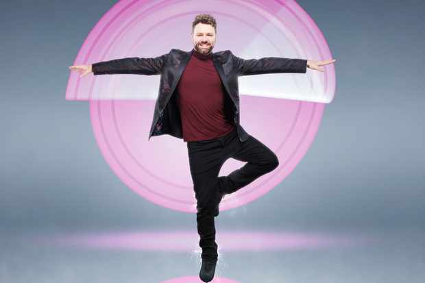Brian McFadden, Dancing on Ice (ITV)