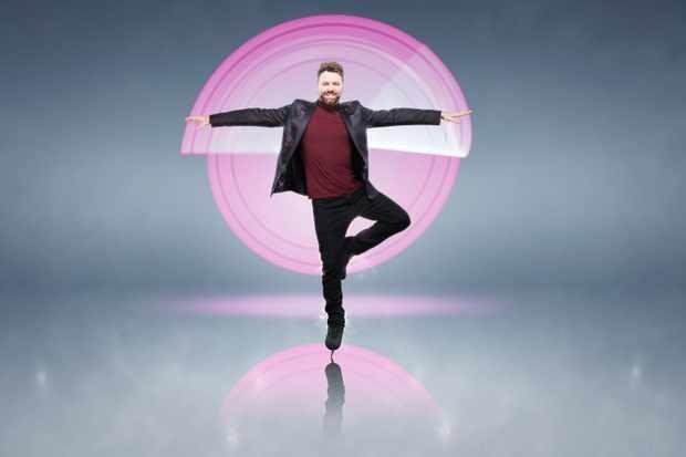 Brian McFadden, Dancing on Ice (ITV)