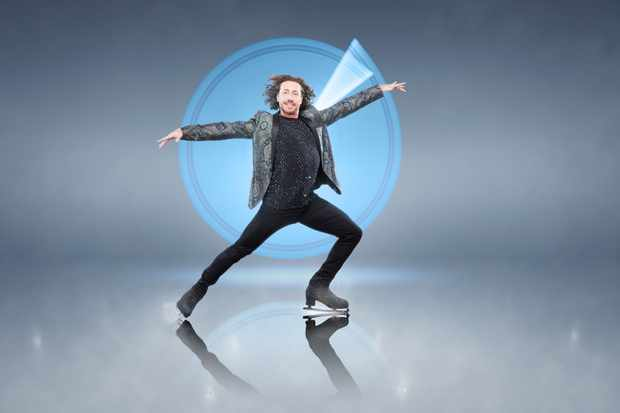 Ryan Sidebottom, Dancing on Ice (ITV)