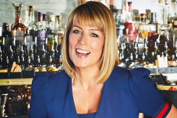 Fay Ripley in Cold Feet, ITV Pictures
