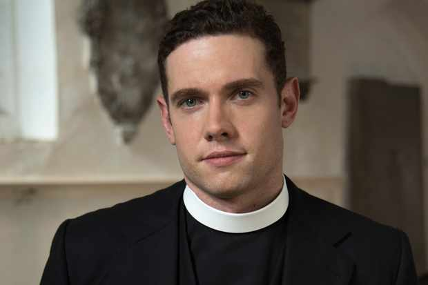 Tom Brittney, William Davenport, Grantchester (ITV)