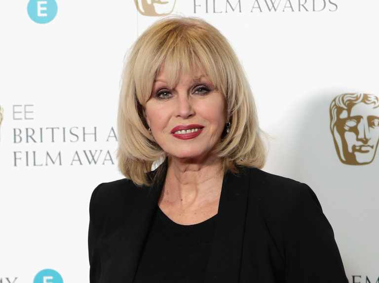 Joanna Lumley to host Bafta Film Awards 2019