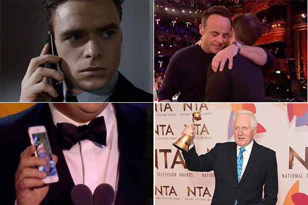 National Television Awards, Getty, BBC Pictures, ITV Hub
