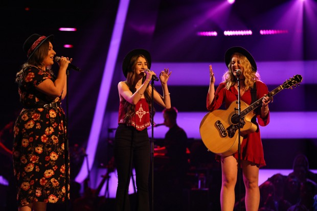 Remember Monday, The Voice UK (ITV)