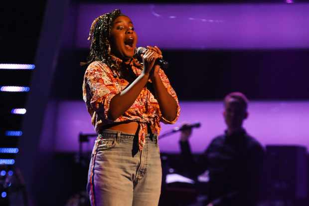 Brieya May, The Voice (ITV)
