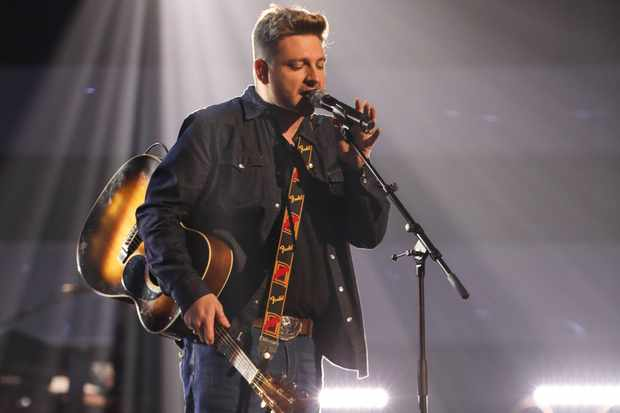 Peter Donegan, The Voice UK (ITV)