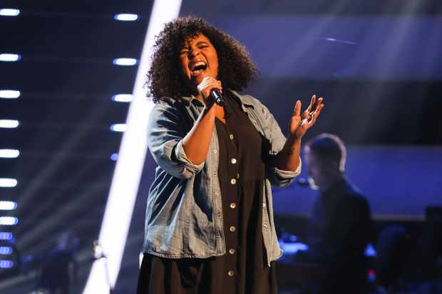 Nicole Dennis, The Voice UK (ITV)