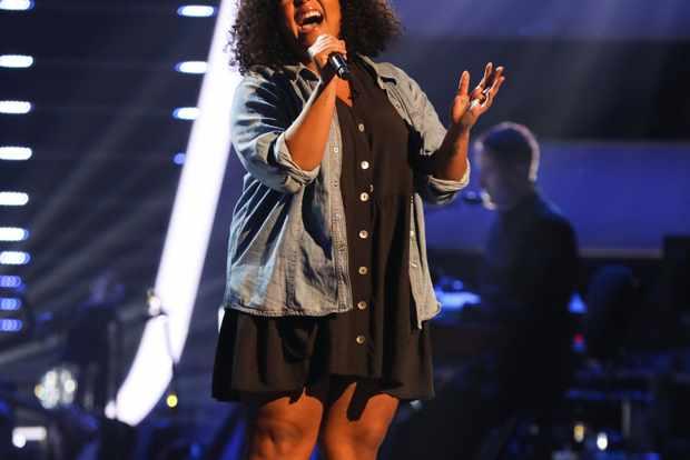 Nicole Dennis, The Voice UK (ITV)