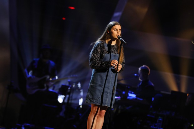 Grace Latchford, The Voice UK (ITV)