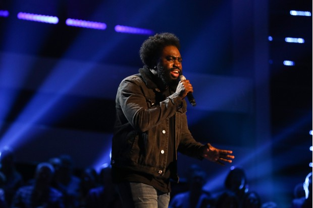 Emmanuel Smith, The Voice (ITV)