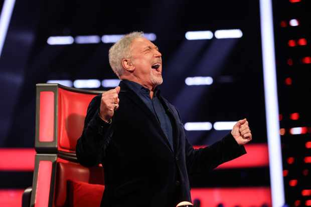 The Voice UK: Tom Jones gives surprise performance of Ray