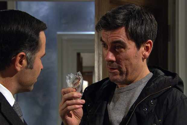 Emmerdale, Cain Dingle, Graham Foster