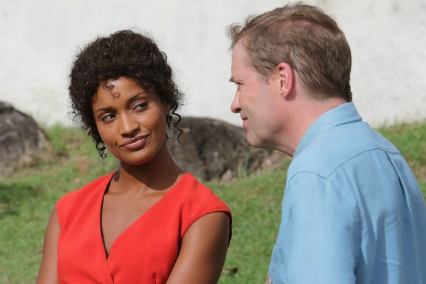 Madeleine in Death in Paradise