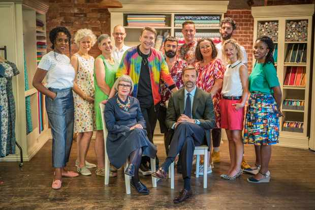 The Great British Sewing Bee contestants (BBC)