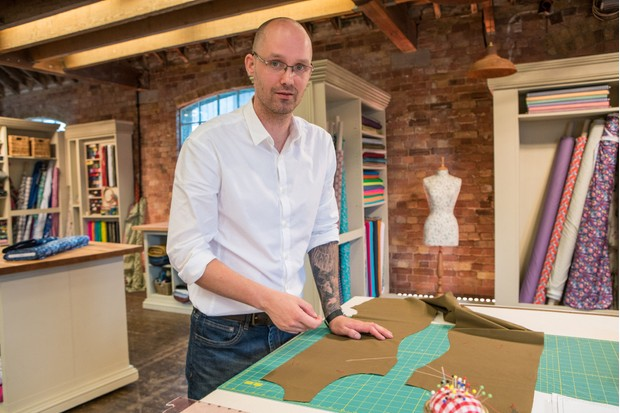 Alexei, The Great British Sewing Bee (BBC)