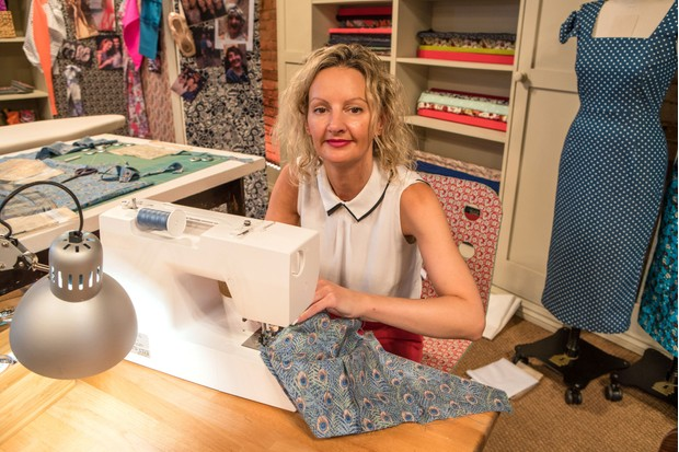 Leah, The Great British Sewing Bee (BBC)