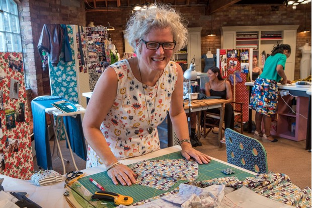 Great British Sewing Bee, Jen (BBC)