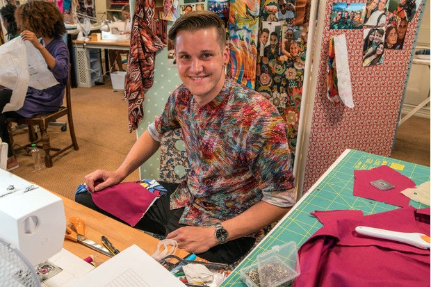 The Great British Sewing Bee, Tom (BBC)