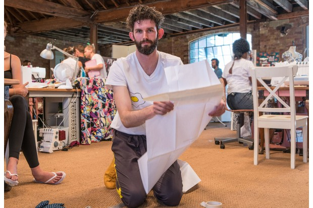 Great British Sewing Bee, Ben (BBC)