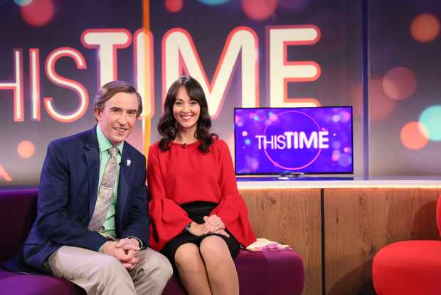 This Time with Alan Partridge stars Steve Coogan