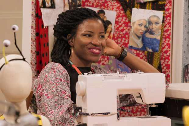 The Great British Sewing Bee, Juliet (BBC)