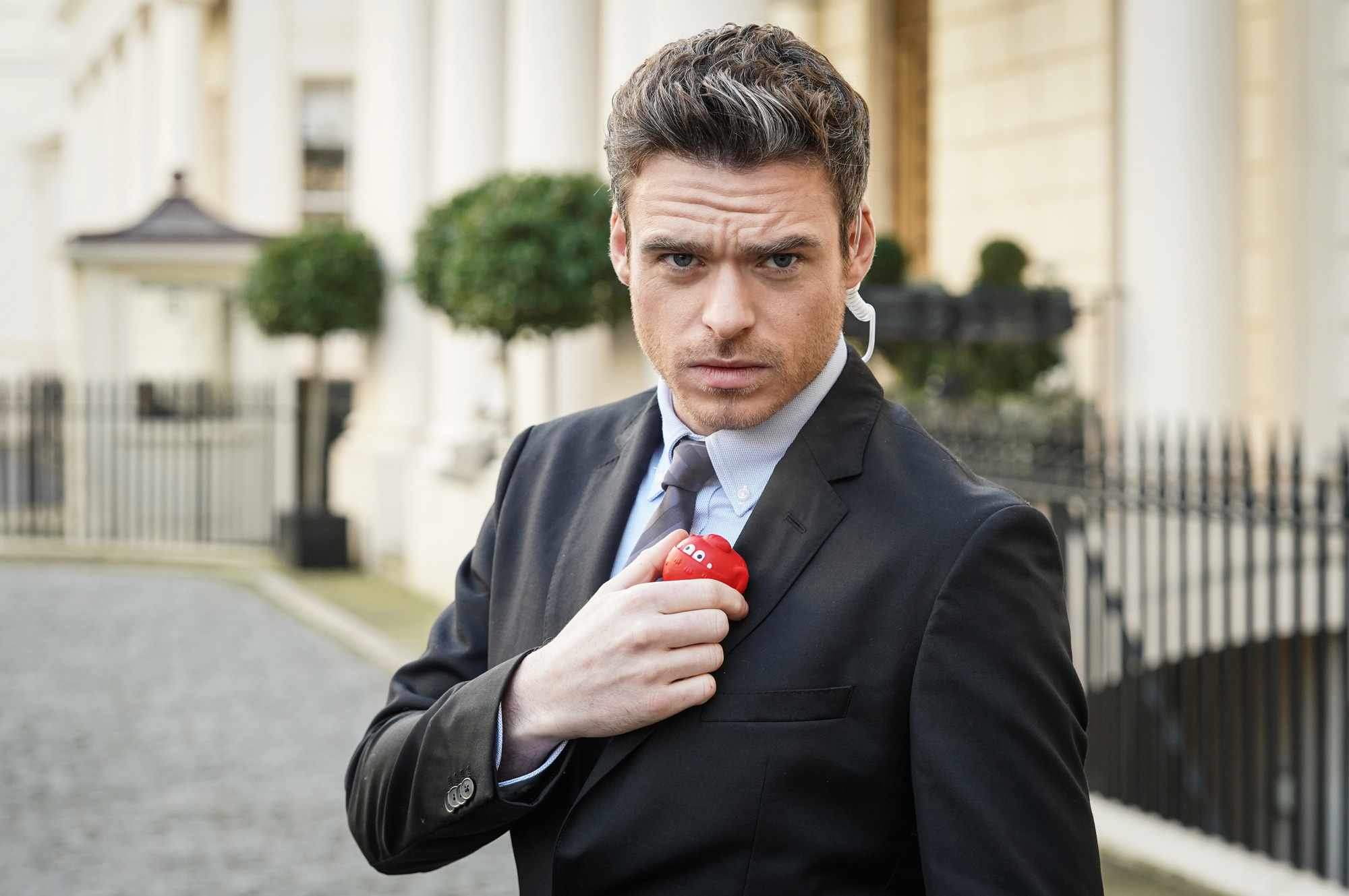 David Budd Richard Madden
