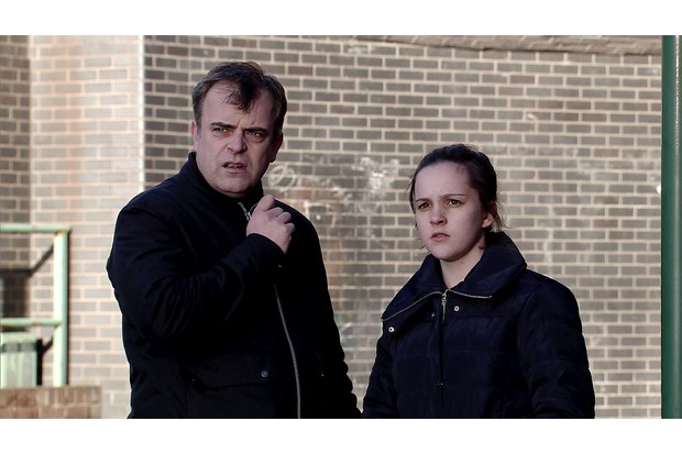 Coronation Street, Steve McDonald, Amy Barlow