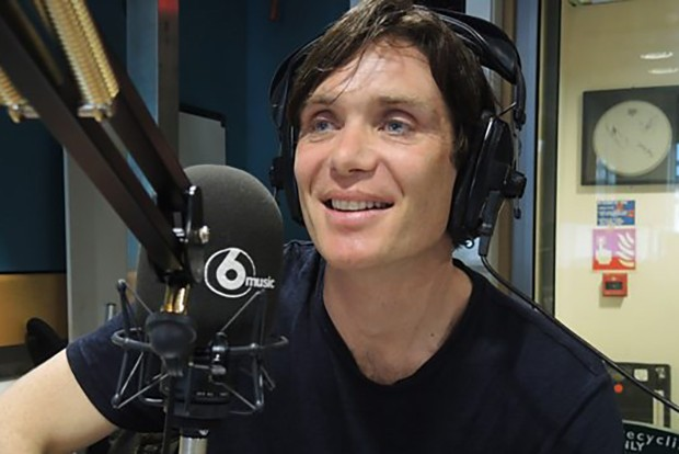 Cillian Murphy on BBC 6 Music