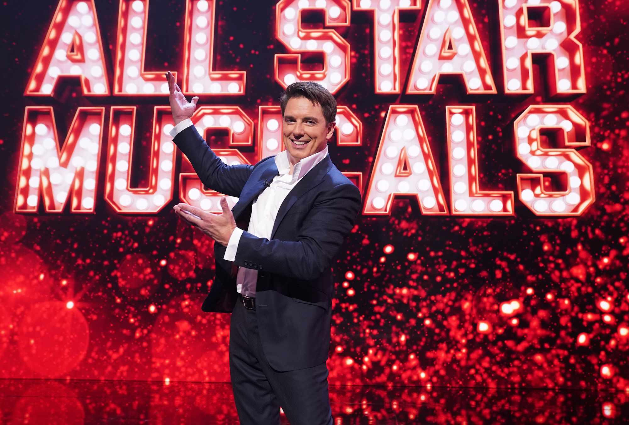 John Barrowman hosts All Star Musicals on ITV (ITV)