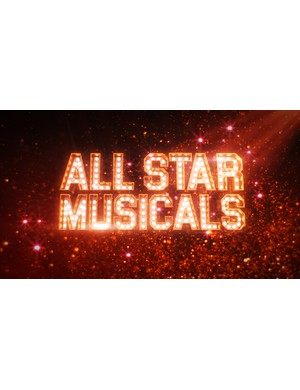 All Star Musicals logo (ITV)