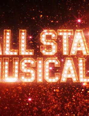 All Star Musicals logo (ITV)