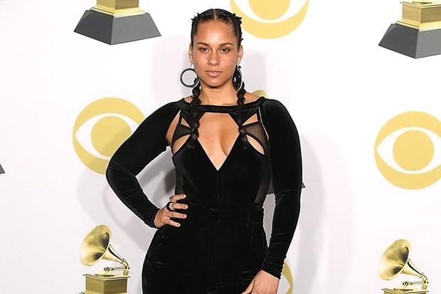 Grammys host Alicia Keys