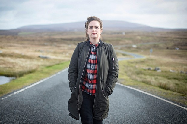 Alison O'Donnell plays DS Alison 'Tosh' McIntosh in Shetland