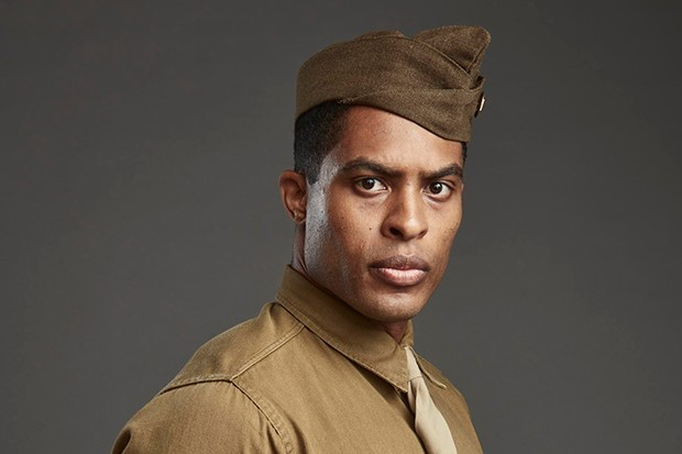 Brandon P Bell plays Jackson Cole in Traitors