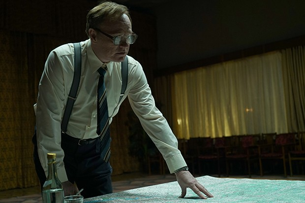 Jared Harris as Valery Legasov in Chernobyl (Liam Daniel, HBO)