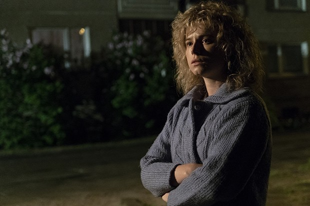 Jessie Buckley as Lyudmilla Ignatenko in Chernobyl