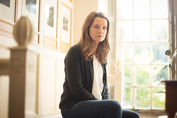 Catherine Walker plays Alice in Shetland
