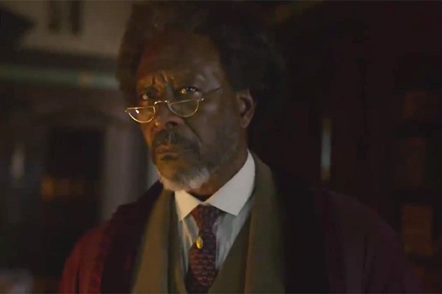 Clarke Peters as Master of Jordan College in His Dark Materials