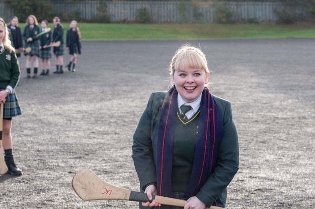 Clare Devlin (Nicola Coughlan)