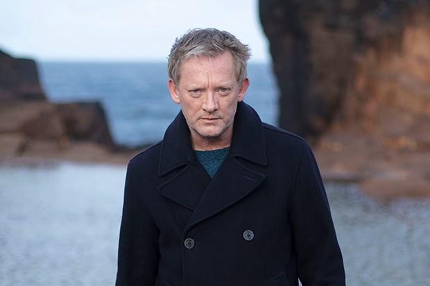 Douglas Henshall plays DI Jimmy Perez in Shetland